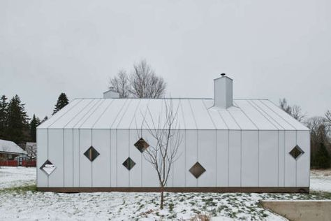 Zigzag Metal Roof Techos De Aluminio Techo De Metal Saunas
