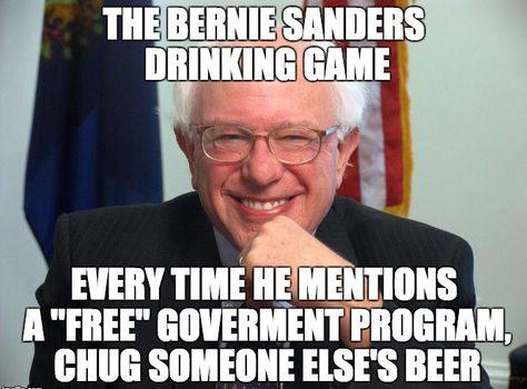 Vote Bernie Sanders. | Sen bernie sanders, Bernie sanders, Bernie ...