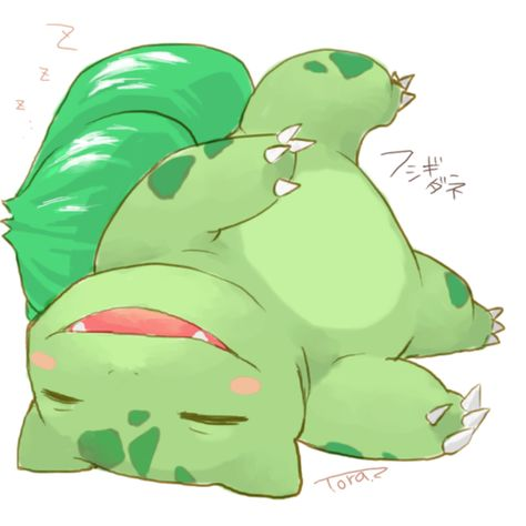 bulbasaur!! Cutest thing ever!!