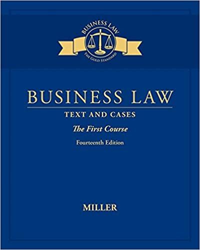 Cases Instructor S Manual Solution Manual For Title Business Law