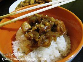 Resep Chicken Yakiniku Makanan Dan Minuman Makan Malam Resep Masakan Cina