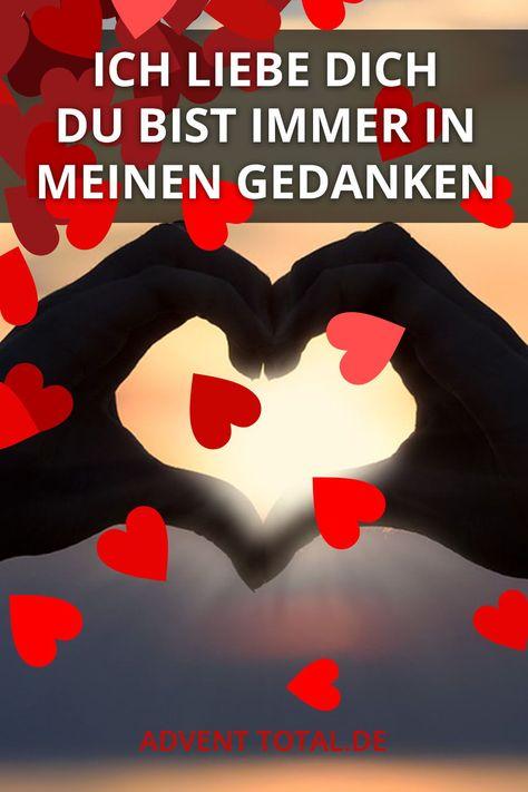 Gründe warum ich Dich liebe - Sprüche der Liebe und Zitate der Liebe. Ich liebe Dich weil  #liebe #love