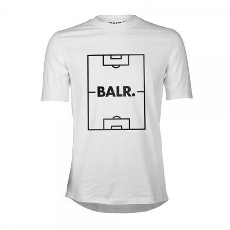 Field Shirt White - BALR.