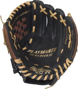 19 99 Rawlings Playmaker Series Youth Baseball Glove Pm100mb 10 Right Hand Throw Youth Baseball Gloves Baseball Glove Baseball Equipment