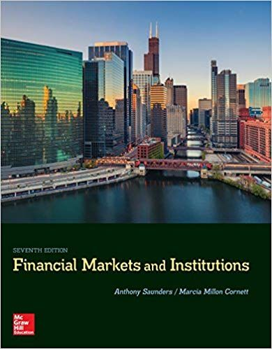 Test Bank For Financial Markets And Institutions 7th Edition Test Bank For Financial Markets And Institutions 7th Edition Edition 7th Edition Financial Markets