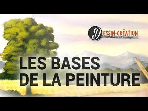 Apprendre Les Bases De La Peinture Formation 01 Formation