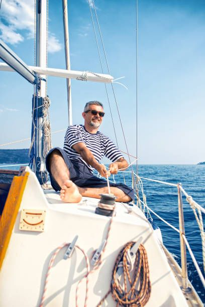 60 Top Strong Sail Man Yacht Pictures Photos Images Yacht