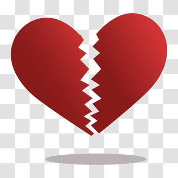 Broken Heart Symbol With Shadow Heart Heart Icons Symbol Icons Png And Vector With Transparent Background For Free Download Broken Heart Symbol Heart Symbol Love Symbols