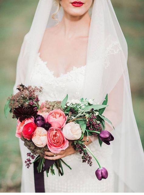 mountain bridal wedding inspiration, photo: Megan Robinson - www.meganrobinsonblog.com