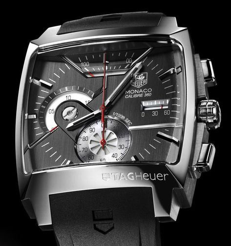 Love at first sight -->  The Tag Heuer Monaco LS Calibre 12 Watch.    http://mywat.ch/monacols