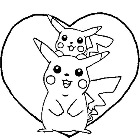 Coloriage Pikachu En Ligne Gratuit à Imprimer Coloriage