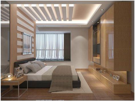 Fall Ceiling Modern Pop Design For Bedroom Awesome False