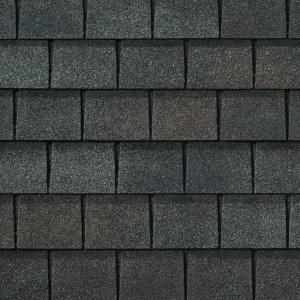 Gaf Slateline Royal Slate Designer Laminated Architectural Shingles 33 3 Sq Ft Per Bundle 16 Pieces 0711695 The Home Depot Architectural Shingles Architectural Shingles Roof Shingling