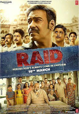 Raid 2018 Hindi HD 720p | Movies in 2019 | Best bollywood movies