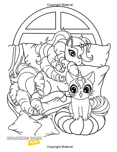 Unicorn Coloring Book For Kids Ages 4 8 50 Sweet Unicorns To Coloring Unicorn Pictures Coloring Books Colorful Pictures