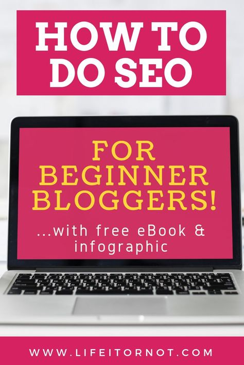 Simple SEO: A Step-by-Step Guide to SEO for Beginners – Sarah Lucia - Life It Or Not