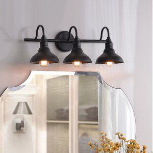 Bouchette Traditional 6 Light Candle Style Chandelier Reviews Joss Main Barn Lighting Vanity Lighting Wall Lights