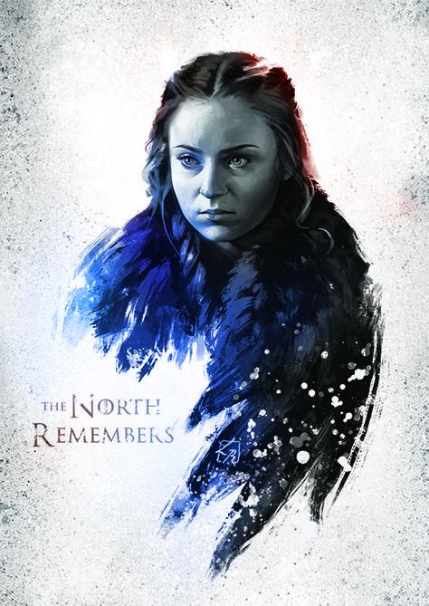 The Stark girls, Loles Romero