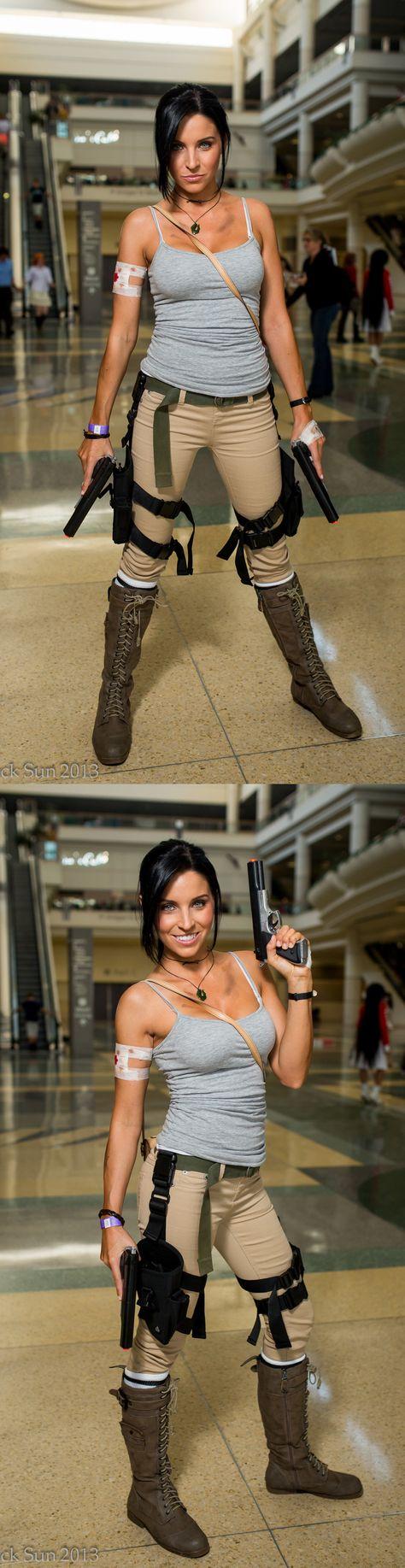 Lara Croft   MegaCon, March 16, 2013