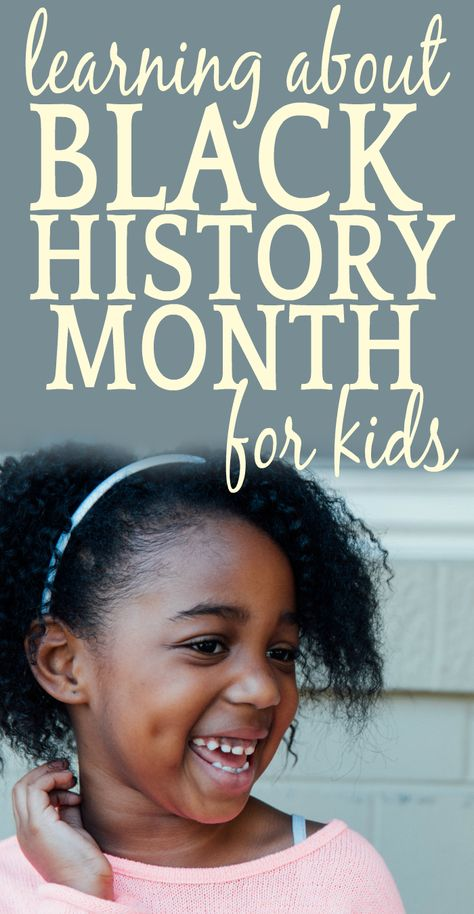 Black History Month Facts & Resources for Kids [UPDATED]