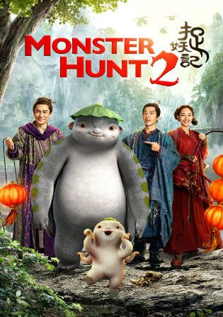 Monster Hunt 2 2018 Bluray Hindi Dubbed Dual Audio 720p Esub Http Bit Ly 2empcls Http Mvi9 Com Monster Hunt Movie Monsters Free Movies Online
