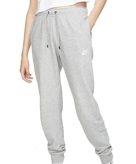 Pantalon De Chandal Nike Para Mujer Gris Desde 40 Euros Y Con Envio Gratis Pantalones De Chandal Pantalones Chandal Mujer Chandal Nike Mujer