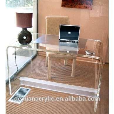 Home Interior Plexiglass Desk Plexiglass Desk Stylish Acrylic