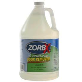 Zorbx Unscented Odor Eliminator 1155 Biodegradable Products