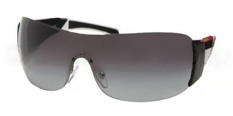 74297cd15b PRADA Sunglasses SPS07H SPS-07H 7RI-3M1 Gunmetal « Impulse Clothes ...