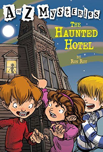 Free Download Pdf The Haunted Hotel A To Z Mysteries Free Epub