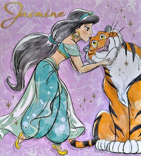 Disney Princess Photo: Jasmine
