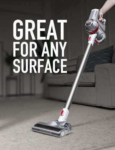 B07fgrzj29 Deik Cordless Vacuum Cleaner Stick And Handheld Vacuum With Strong Power Suction Wall Moun Best Cordless Vacuum Vacuums Cordless Vacuum Cleaner