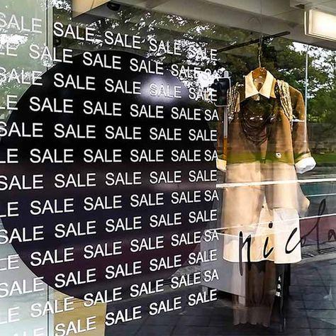 Sale signage for Nicola Waite. Sydney