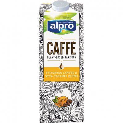 Alpro Caffé soja caramel ijskoffie bestellen | Ijskoffie, Zuivel, Voeding