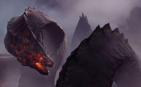 Dragon, Joseph Noël