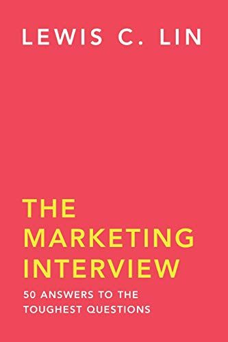 Download Pdf The Marketing Interview 50 Answers To The Toughest