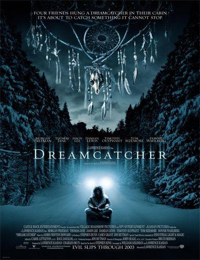 Poster De Dreamcatcher El Cazador De Sueños Stephen King Movies Kings Movie Scary Movies