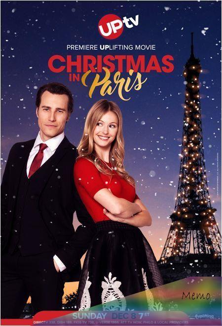 Nov 3 2019 Movie Review Movie Christmas In Paris Network Uptv Original Air Date Decembe In 2020 Christmas Movies Christmas Movies On Tv Hallmark Christmas Movies