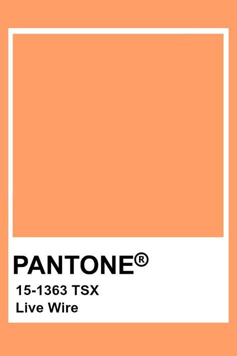 Pantone Live Wire