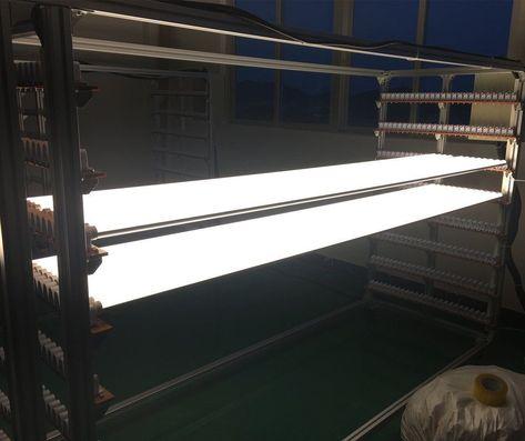 T8 T10 T12 8ft Led Tube Light 8ft Single Pin Fa8 Base 90w 8500lm 4000k Natural White 270 Degree V Shaped Led Fluoresc Led Tube Light Tube Light Led Shop Lights