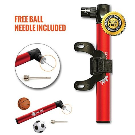 Best Bicycle Tire Pump Portable And Easy To Carry Mini Pump