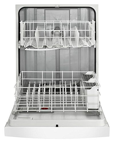 Kenmore 2217382 24 Built In Dishwasher White Portable