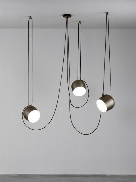 Aim 3 Er Set Pendelleuchte Flos Designed By Ronan Erwan Bouroullec Ab 1 666 00 Bestpreis Garantie Versandkosten Pendelleuchte Lampen Und Leuchten Lampen