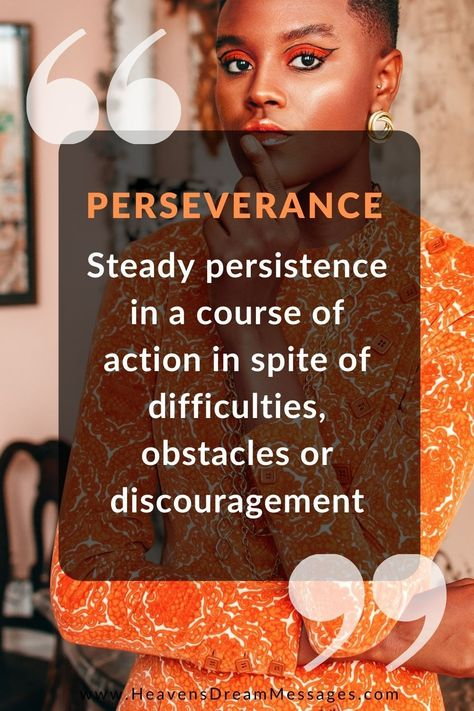 Feeling weary? Need some encouragement? Learn the spiritual meaning of perseverance for Christians, and why this is represented by the colour orange in dreams. + real life examples. dream intrerpretation | dream symbol | bible | colours #dreams #dreamsymbols