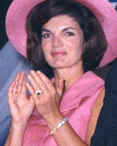 Jackie Kennedy Mexico, 1961