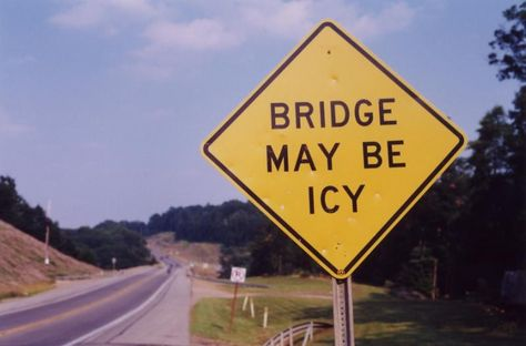 A Walk in the WoRds: Roadside Linguistics - Sign Syntax (that sign is from Michigan! <3)