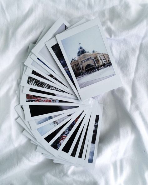 The best way to safe memories. #polaroid