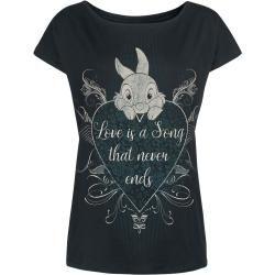 Disney Villains Group T-ShirtEmp.de Bambi Klopfer - Love T-ShirtEmp.