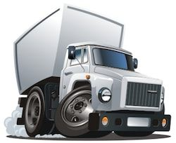 Stock Image Transportation In 2020 Trucks Cartoon Car Vector