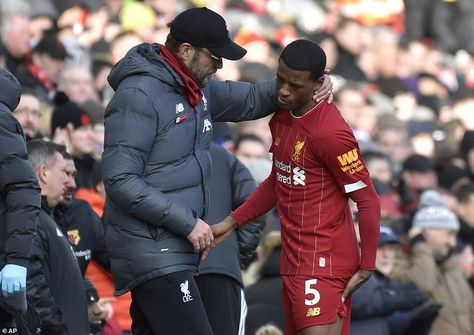 Liverpool 2 0 Watford Salah Hits Brace As Liverpool Get Another Win Liverpool Premier League Liverpool Liverpool Captain
